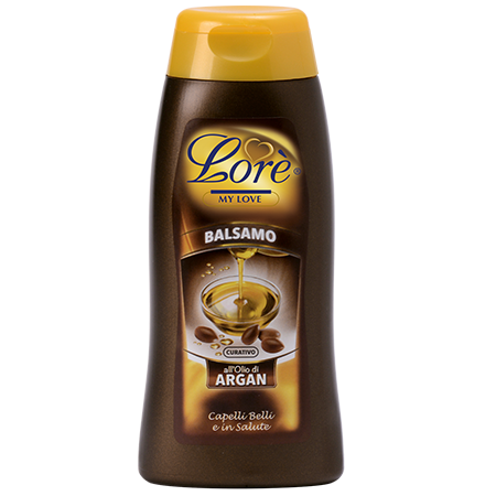 balsamo ALL'OLIO DI ARGAN